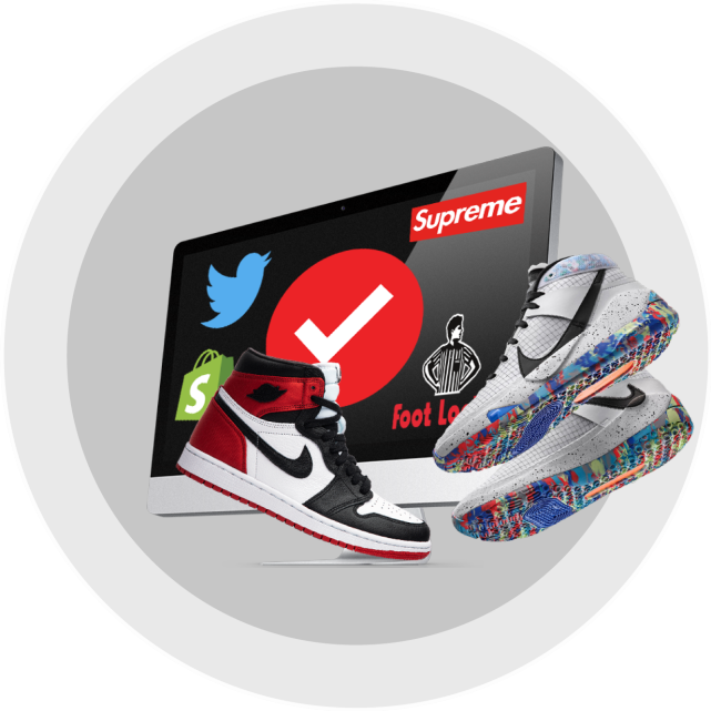 r3stocked 3 cook group supreme footlocker shopify twitter