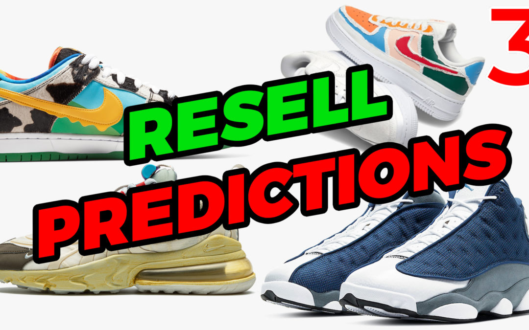 Ben & Jerry's Nike SB Dunk | Travis Scott Air Max 270 React & More – RESELL PREDICTION