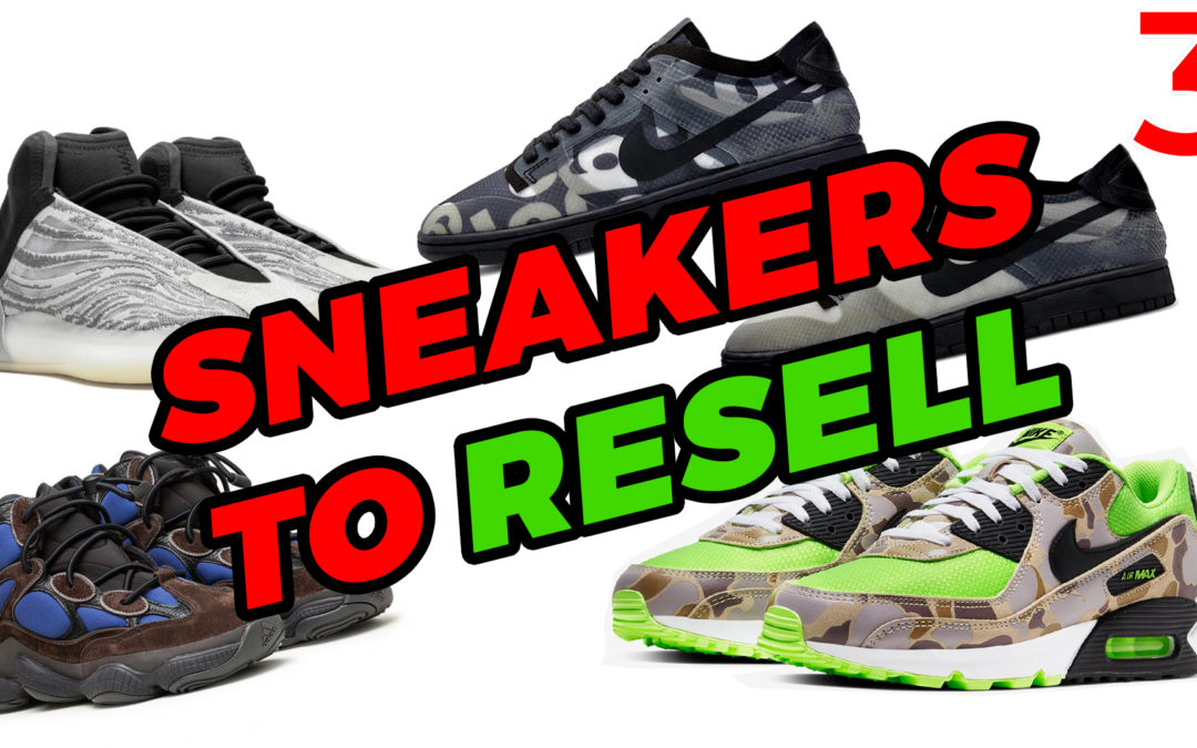 Looking At Some Sneakers To Resell