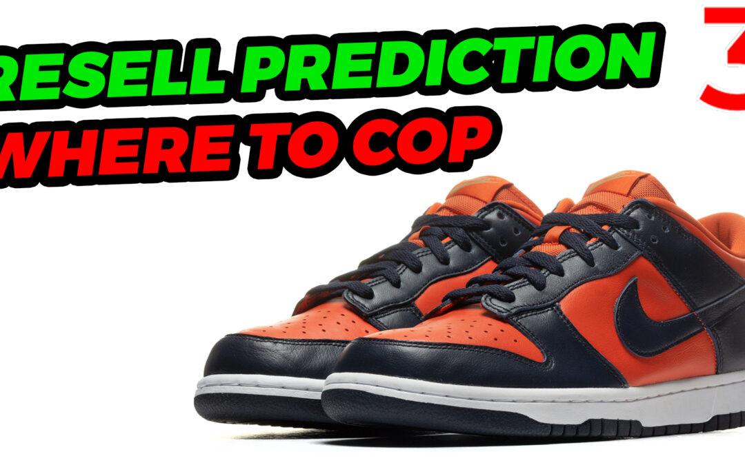 """Nike Dunk Low """"Champ Colors"""" 