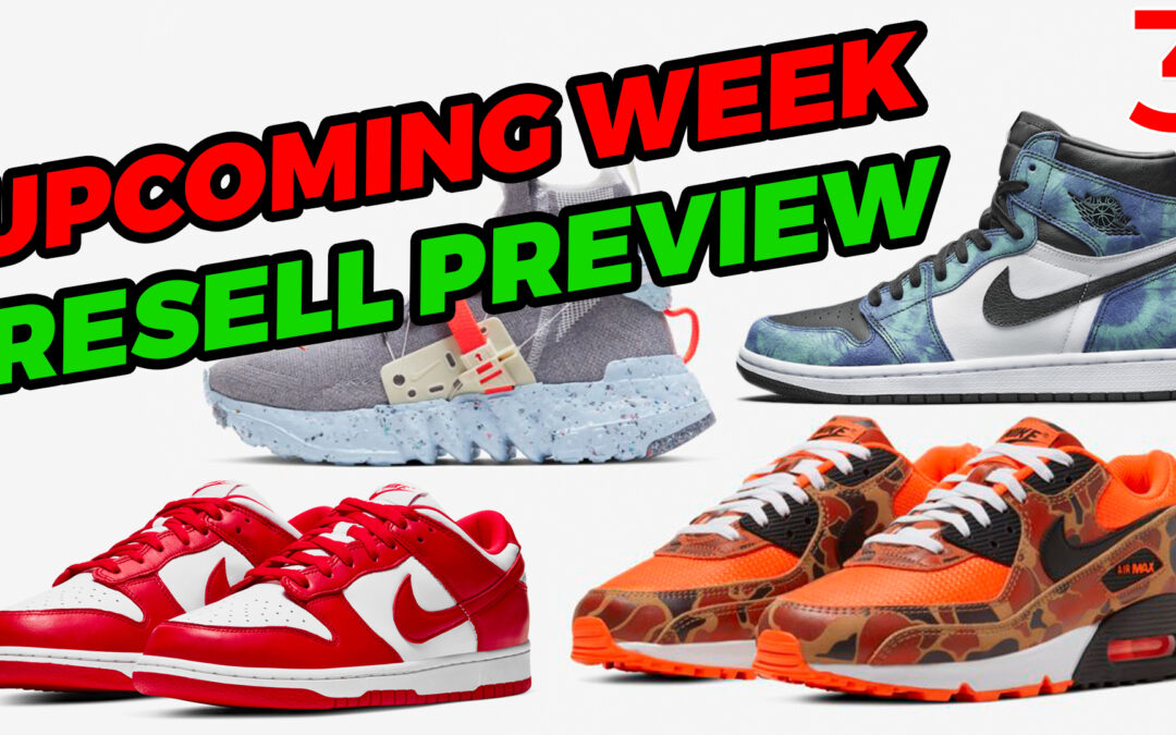 This Week's Resell Overview